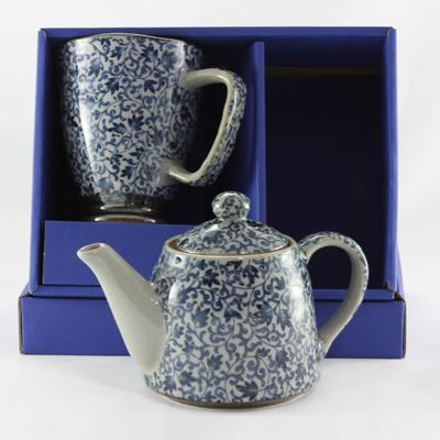 Blue Tea Sets