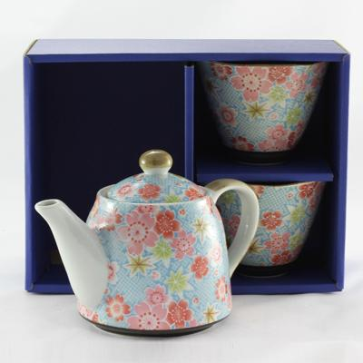 Colour Tea Sets