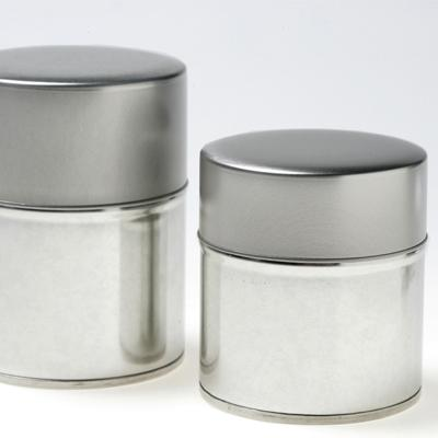 Plain Tea Canisters
