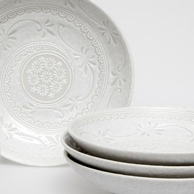 White Japanese Tableware