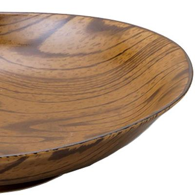Wood Look Tableware