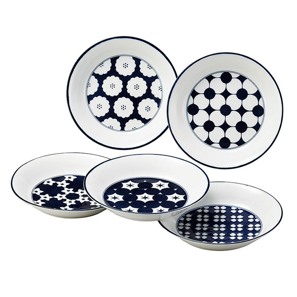 Hana Comon Bowl Set (5)