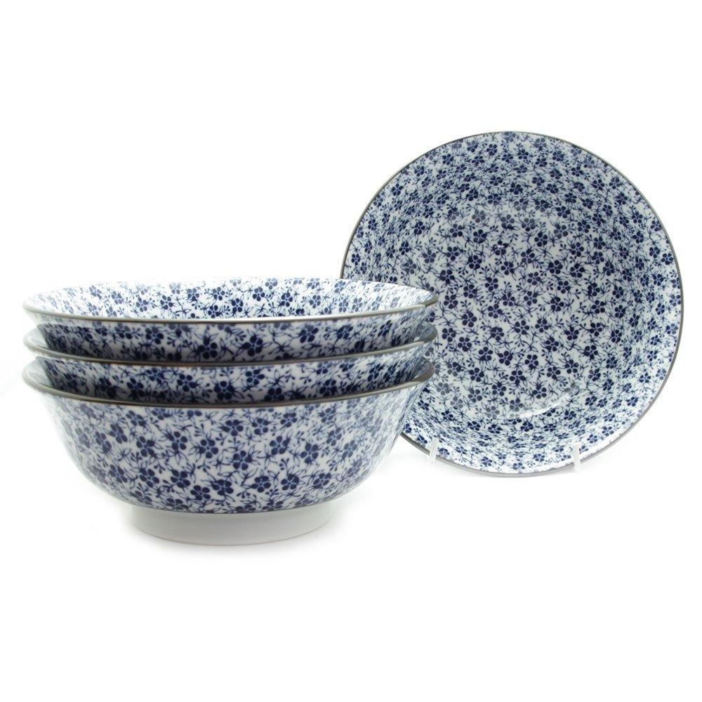Koume 21cm Ramen Bowl (4/box)