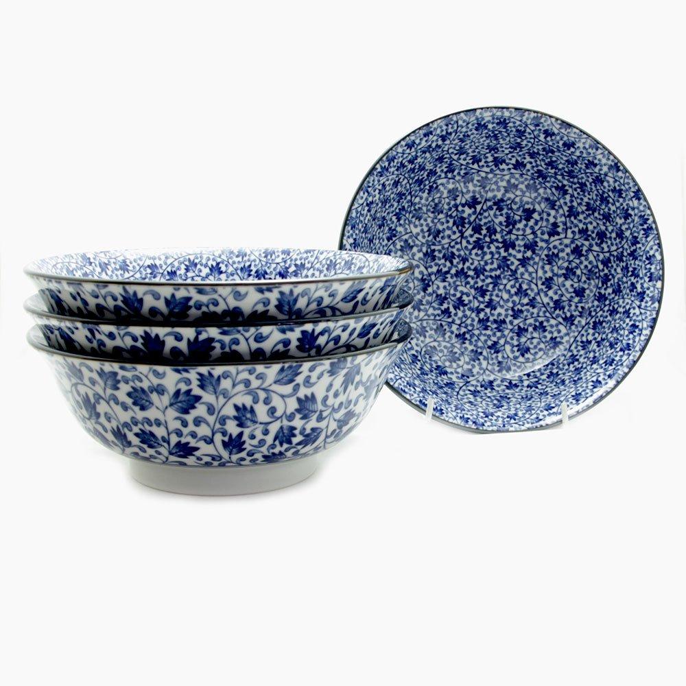 Kusa Kara 21cm Ramen Bowl (4/b