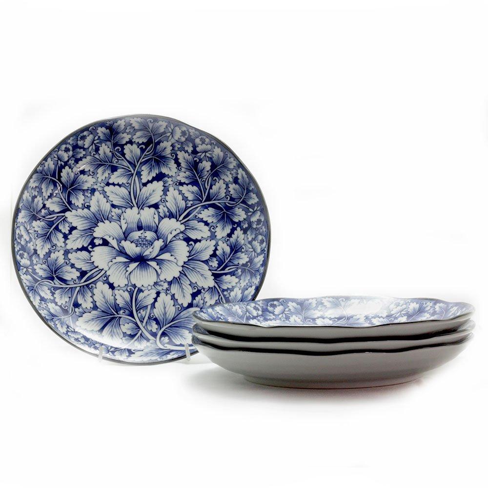 Botan 25cm Large Plate (4/box)