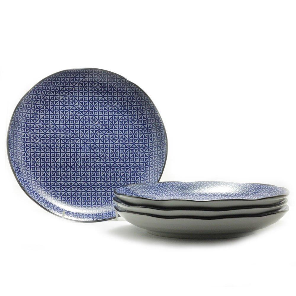 Shippou 25cm Large Plate (4/bx