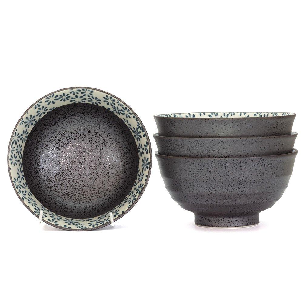 Chirashi 17cm Deep Bowl (4/box