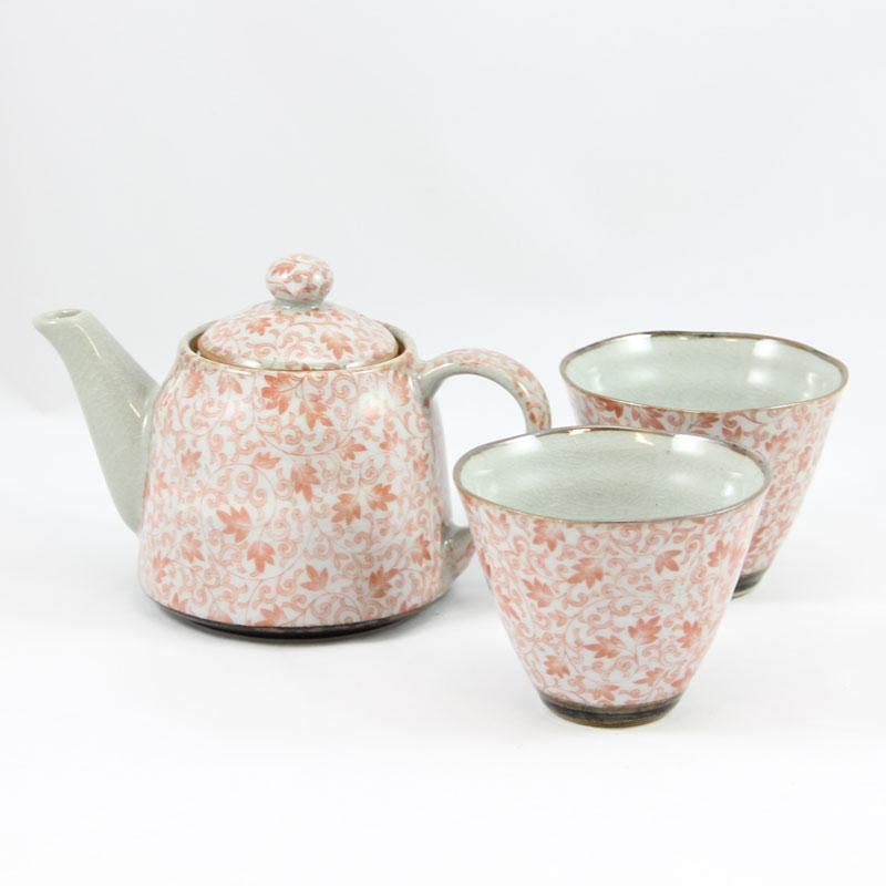 Kusa RED CONE Cup Tea for Two