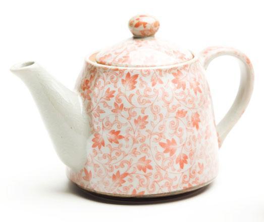 Kusa RED Teapot