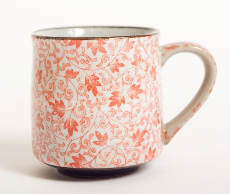 Kusa RED Tea Mug