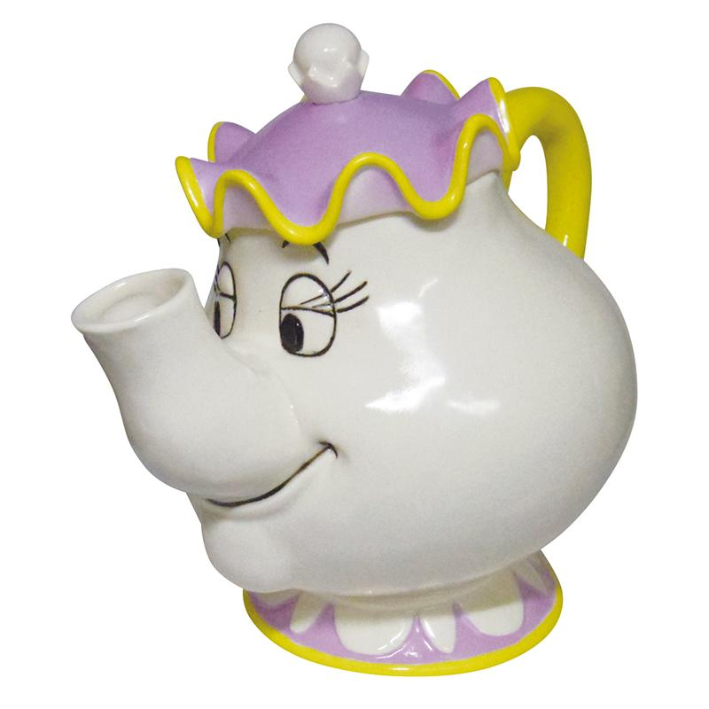 Mrs Potts & Chip Waiting List