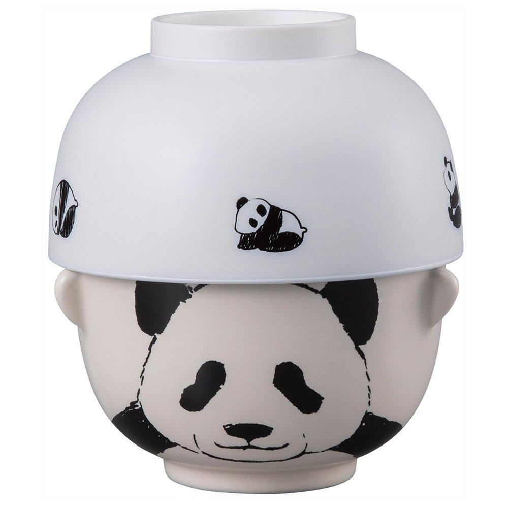Panda Rice & Soup Bowl Set