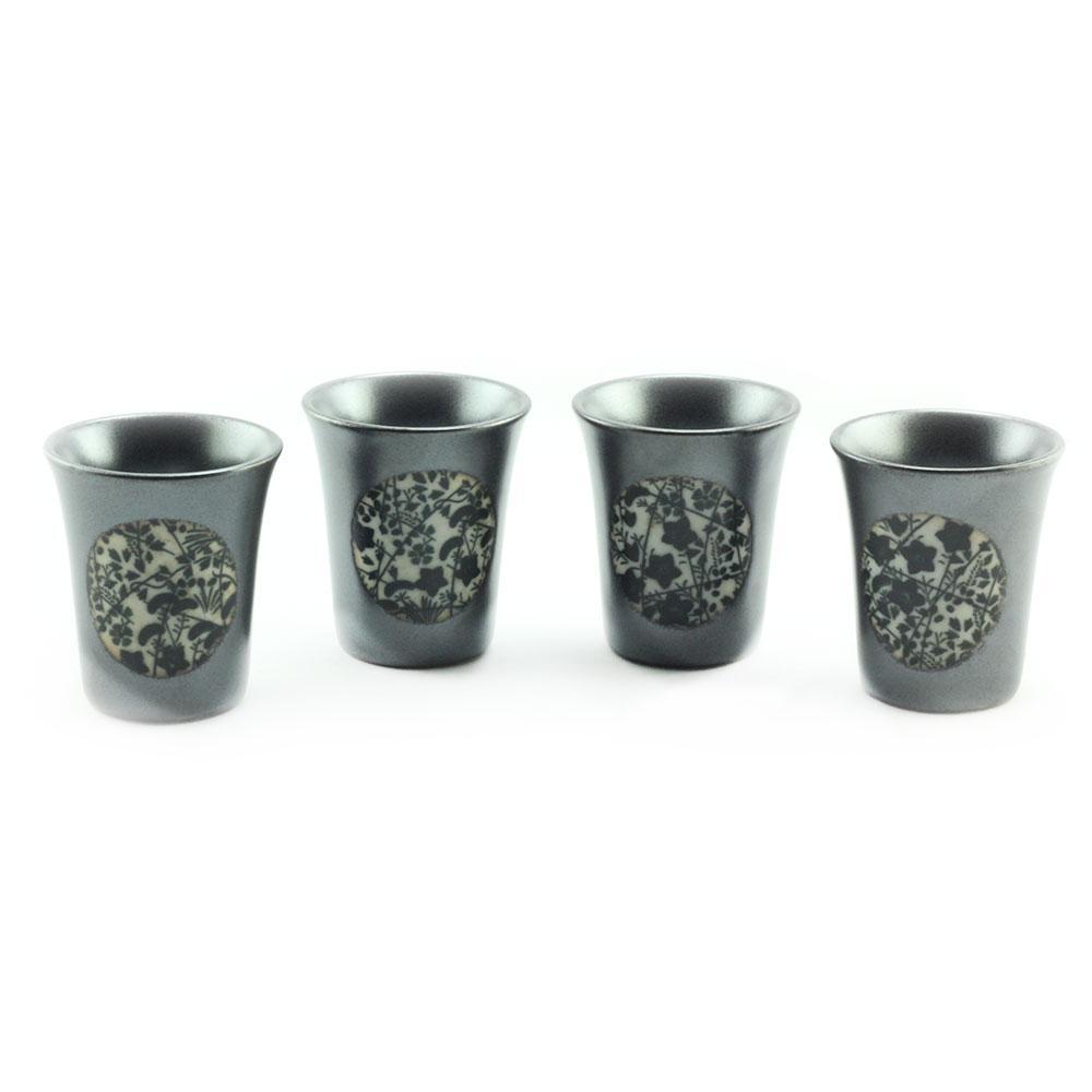 Aki Kusa Shots *4 Cup Set