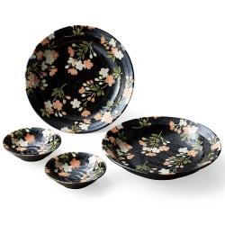 Hana Nagomi Pair Bowls Set - Click for more info