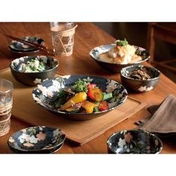 Hana Nagomi Pair Bowls Set