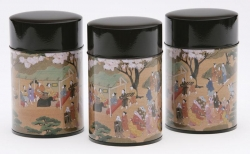 Azuchi 150g Tea Canister - Click for more info