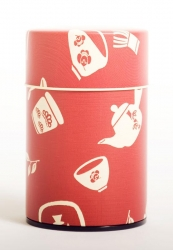 Pots & Cups RED 100g Canister