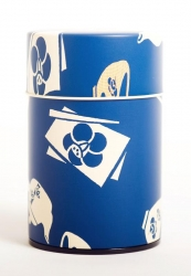 Pots & Cups BLUE 100g Canister