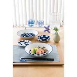 Hana Comon Small Plate Set (5)