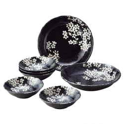 Shizuka 7 Piece Sharing Set - Click for more info