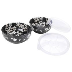 Shizuka 2 Lid Bowls Set - Click for more info