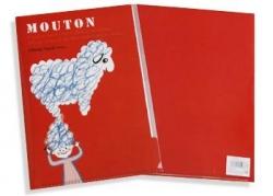 Mouton A4 Clear File