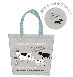 Farm Tote Bag by Shinzi Katoh - Click for more info