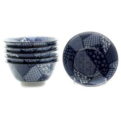 Quilt 15cm Bowl (6/box)