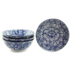 Botan 19cm Ramen Bowl (4/box)