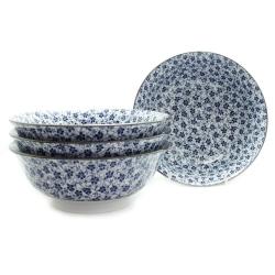 Koume 21cm Ramen Bowl (4/box) - Click for more info