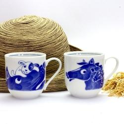 Zodiac Animal Mug DOG