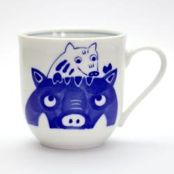 Zodiac Animal Mug PIG