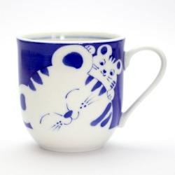 Zodiac Animal Mug TIGER