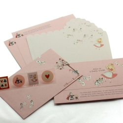 Alice Letter Set - Click for more info