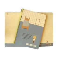 Sleep-B5 Spiral Notebook