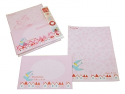 Thumbelina/Bird Letter Set