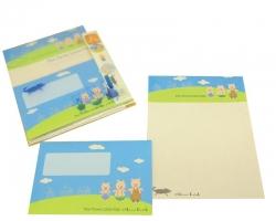3 Little Pigs-Letter Set