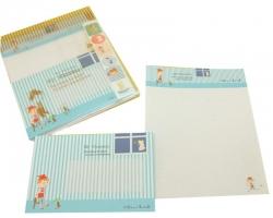 Pinocchio/Lesson-Letter Set - Click for more info