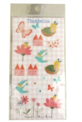 Thumbelina-Sticker Sheet - Click for more info