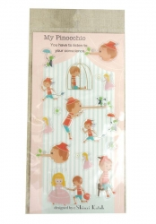Pinocchio-Sticker Sheet