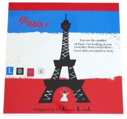Love Paris-Memo Pad