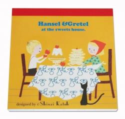 Hansel & Gretel/Eatin Memo Pad