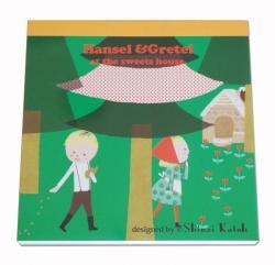 Hansel & Gretel/Woods Memo Pad