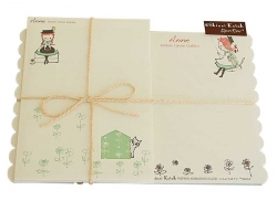 Anne Shirley (A) Letter Set - Click for more info