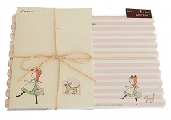 Anne Shirley (B) Letter Set