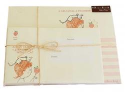 Ichigo (Strawberry) Letter Set - Click for more info