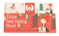 Little Red Riding Sticky Flags