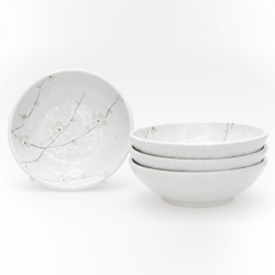 Sumie 16.5cm Small Bowl (4) - Click for more info