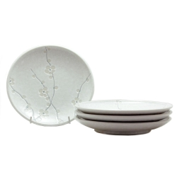 Sumie 19cm Plate (4/box)