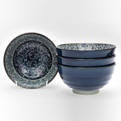 Manyo Deep Bowl Set 4 - Click for more info